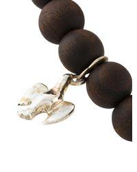 Rosa Maria - Brown Farah Bracelet - Lyst