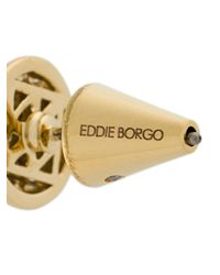 Eddie Borgo - Metallic Cone Stud Earrings - Lyst