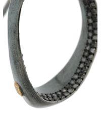 Rosa Maria - Metallic Boperon Earring - Lyst