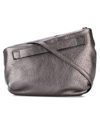Marsèll - Gray Asymmetric Clutch - Lyst