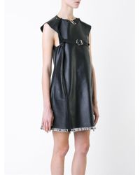 3bec9edb317e Gallery. Previously sold at: Farfetch · Women's Leather Dresses Women's  Swing ...
