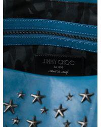 Jimmy Choo - Blue 'pimlico' Tote for Men - Lyst