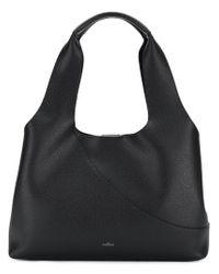 Hogan - Black Tote Bag - Lyst