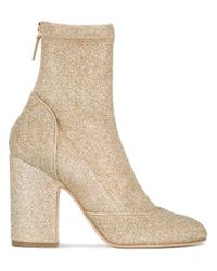 Laurence Dacade - Metallic Melody 100 Glitter Boots - Lyst