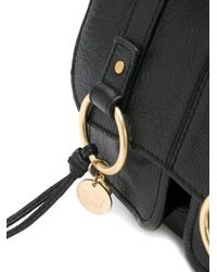 See By Chloé - Black Filipa Satchel Bag - Lyst