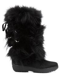 Pajar - Black 'kim' Boots - Lyst