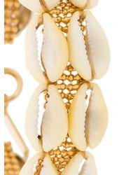 Isabel Marant - White Double Pool Bracelet - Lyst