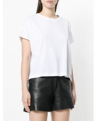 KENZO - White Relaxed Fit T-shirt - Lyst