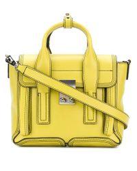 3.1 Phillip Lim - Yellow Pashli Mini Satchel Bag - Lyst