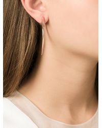 Shaun Leane - Metallic 'signature Tusk' Long Earrings - Lyst