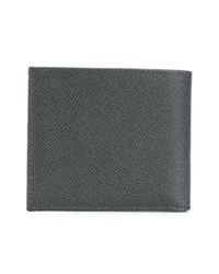 Dolce & Gabbana - Gray Billfold Wallet for Men - Lyst