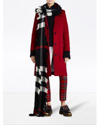 Burberry - Tailored Single Breasted Coat - Lyst