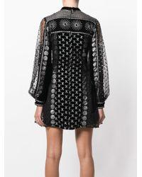 Dodo Bar Or - Black Multi Print Dress - Lyst