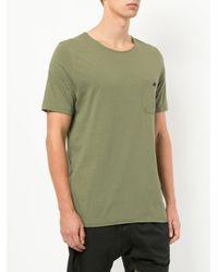 Bassike - Green Classic Short-sleeve T-shirt for Men - Lyst