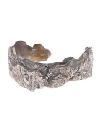 Tobias Wistisen - Metallic Wood Effect Bangle for Men - Lyst