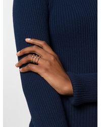 Niza Huang - Multicolor Moments Ring - Lyst