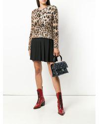 Valentino - Black Garavani Candystud Shoulder Bag - Lyst
