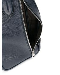 Bally   Blue Small Over The Shoulder Bag for Men   Lyst