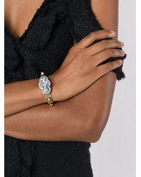 Iosselliani - Metallic 'white Eclipse Memento' Bracelet - Lyst