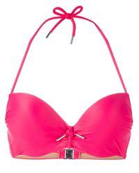 Marlies Dekkers - Pink Musubi Push Up Bikini Top - Lyst