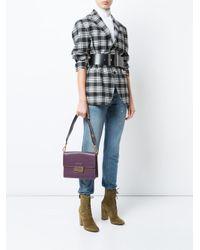 Etro - Purple Rainbow Shoulder Bag - Lyst
