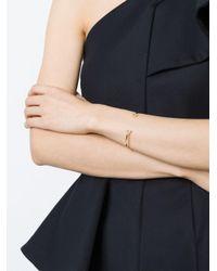 Eshvi - Metallic 'october' Bracelet - Lyst