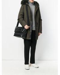 Moncler - Black Kino Messenger Bag for Men - Lyst