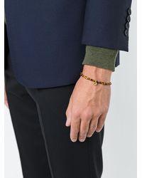 Northskull - Brown 'tiger Eye' Bracelet for Men - Lyst