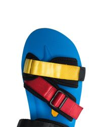Suicoke Multicolor Moto Sandals for men