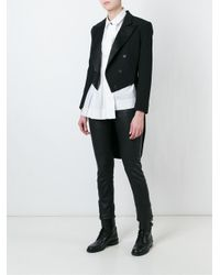 Faith Connexion - Black Tuxedo Jacket - Lyst