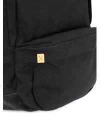 Visvim - Black Front Pocket Backpack for Men - Lyst