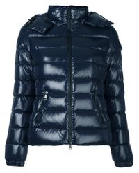 Moncler | Blue Clairy Quilted Shell Jacket | Lyst