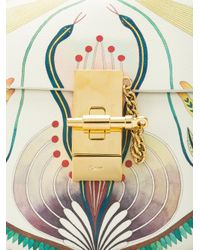 Chloé - Multicolor Printed Drew Bijou Bag - Lyst