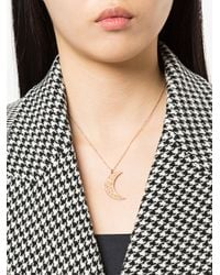Brooke Gregson - Metallic Collana 'crescent' - Lyst