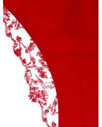 La Perla - Red Autografo Briefs - Lyst