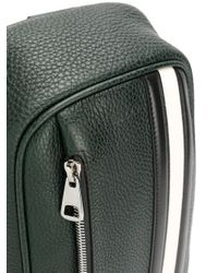 Bally - Green Small Over The Shoulder Bag for Men - Lyst