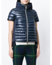 Herno - Blue Ultralight Ladybug Jacket - Lyst