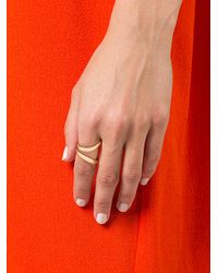 Ana Khouri - Metallic Marian Ring - Lyst