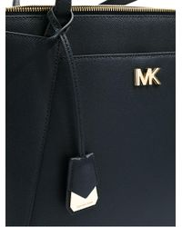 MICHAEL Michael Kors - Blue 30s8gn2t2l 414 Leather/fur/exotic Skins->leather - Lyst