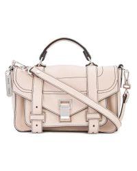 Proenza Schouler | Natural Satchel Bag | Lyst
