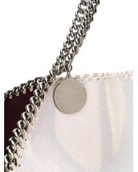 Stella McCartney - Multicolor Large Reversible Falabella Tote - Lyst
