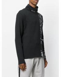 Blood Brother - Black Search Roll-neck Sweater for Men - Lyst