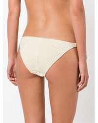 Marlies Dekkers - Natural Holi Vintage Tie And Bow Briefs - Lyst