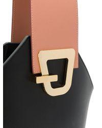 Danse Lente - Black Johnny Leather Shoulder Bag - Lyst