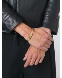 Northskull - Metallic 'fence' Bracelet for Men - Lyst