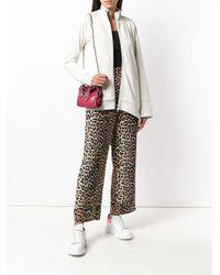 Stella McCartney - Multicolor Chain Embellished Shoulder Bag - Lyst