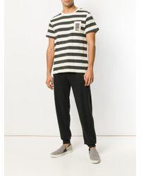 Kent & Curwen - Multicolor Striped T-shirt for Men - Lyst