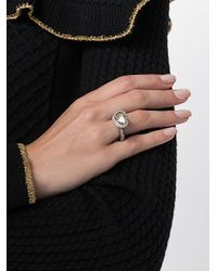 Rosa Maria - Metallic Olfat Ring - Lyst