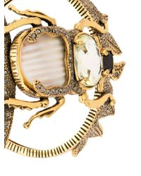 Camila Klein - Metallic Conceito Bracelet - Lyst