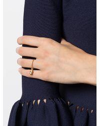 Ileana Makri | Multicolor Small Belle Br-yp-zr Ring | Lyst